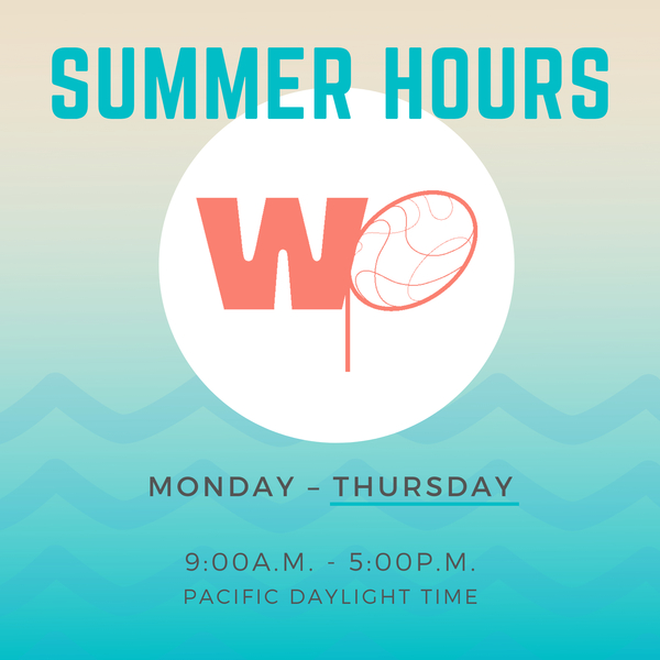WP Summer Hours